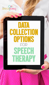 Speech Therapy Progress Chart Data Collection Options For Speech Therapy The Speech