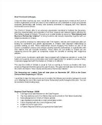 Sponsorship Cover Letter Cover Letter For Business Proposal Sample ...