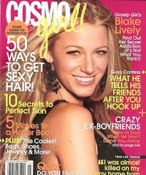 Teen magazine covers only