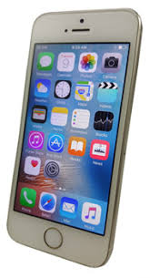 iphone refurbished. boxshot: iphone(r) 5s 16gb at\u0026t gold (gamestop premium refurbished) by iphone refurbished