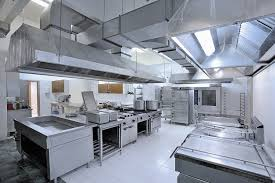 commercial kitchen design build
