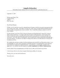 Cover Letter Creator Stunning Outstanding Cover Letter Examples Interior Design Cover Letter