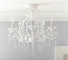 lydia flushmount chandelier
