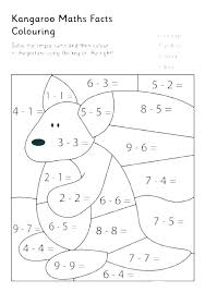 Math Coloring Sheet S Free Math Coloring Sheets 1st Grades S Prtable