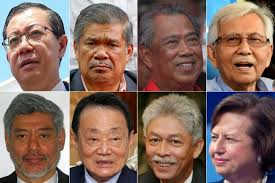 Image result for malaysia's council of elders