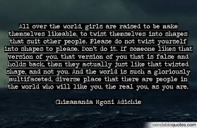 Chimamanda Ngozi Adichie Quotes 98 Best Ghana 24 Quotes From Chimamanda Ngozi Adichie That Will Motivate