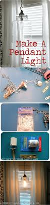 diy modern glass pendant light easy handmade modern glass pendant light