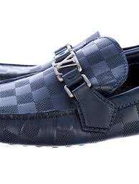 louis vuitton loafers. damier driving loafers louis vuitton