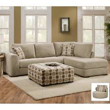 2 Piece Sectional Sofas Along With Lovely 2 Piece Sectional Sofa (View 1 of  15