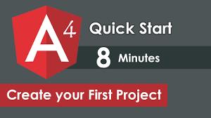 Angular Quick Start Guide