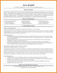 Public Relations Resume Sample Resume Skills Public Relations Therpgmovie 49