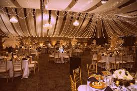 Great Gatsby Wedding Decorations