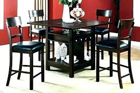 black dining table set ikea friday uk round glass tall room lack kitchen alluring