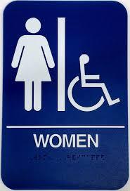 womens bathroom sign. Interesting Bathroom Women S Bathroom Sign Printable Womens Picture  Printable On Womens Bathroom Sign