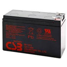 Csb Gp 1272f2 12v 7 2ah Battery