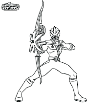 Power Rangers Super Megaforce Coloring Pages Power Rangers Samurai