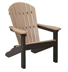 Comfo back adirondack chair amish made huntsville al