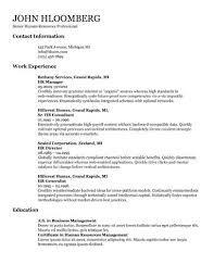 Talented Google Docs Resume Template | Resume Templates And Samples ...