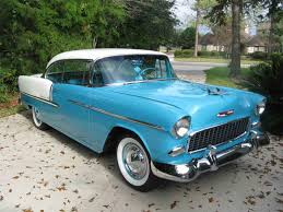 1955 Chevrolet Bel Air for Sale | ClassicCars.com | CC-728645