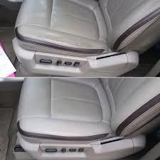 leather car seat repair