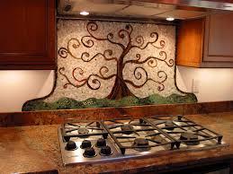 Mosaic Kitchen Backsplash Mosaics For The Home By Mosaic Artist Cynthia Fisher Bigbangmosaics