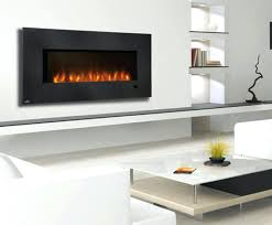 electric fireplace wall mount rona flat panel heater reviews fire sense black mounted