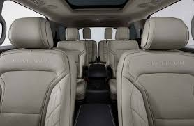 2018 ford explorer interior three rows of seating