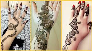 New Sudani Mehndi Design How To Make Sudani Mehndi Designs 2019 Youtube