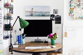 create a home office. No Office Furniture \u2013 When Choosing For A Home Office, Try To Use That Does Not Scream Corporate Office. Instead, Create