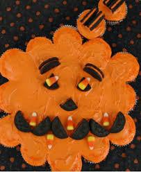 Pumpkin Pull Apart Cupcakes Recipe Walmartcom