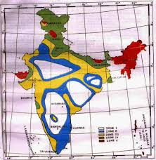There are five seismic zones in india, zone 1 being the secure place and zone 5 being the earth quake prone area. Do You Have An Earthquake Strategy