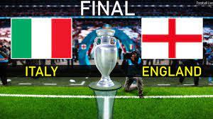 PES 2021 | ITALY vs ENGLAND