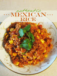 authentic mexican rice. Contemporary Authentic Authentic Mexican Rice With C