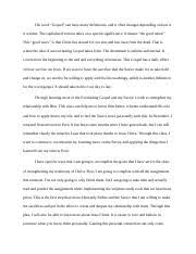 rel jesus christ and the everlasting gospel byu page  2 pages rel a 250 personal essay 1