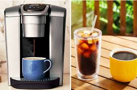 However, how is this coffee prepared? Keurig S New Coffeemaker Has An Iced Coffee Feature And Yup Heaven Is Real