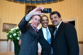 Source: https://commons.wikimedia.org/wiki/File: Selfie of Bill Nye ...