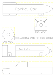 Pinewood Derby Template Cool Pinewood Derby Truck Templates Trisamoorddinerco