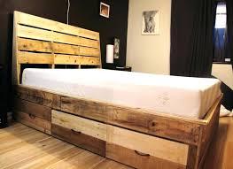 diy captains bed platform bed with storage plan modern twin design for frame ideas diy captain