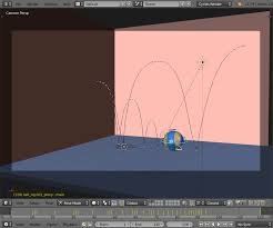 get the free course learn to animate a bouncing ball in blender