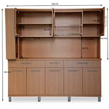 Kitchen Furniture Dimensions Kitchen Cabinet Dimensions For Your Plan All About Countertop
