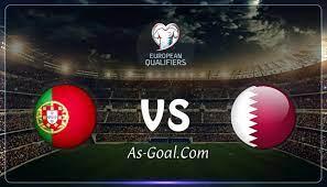 نتيجة مباراة قطر والبرتغال في تصفيات كأس العالم 2022