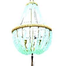 light new sea glass pendant lights lamp