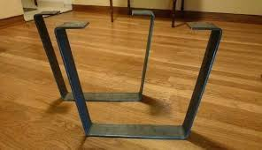 modern metal furniture legs. Diy Furniture Legs Contemporary Table Metal Modern Inside Out Leg Throughout M