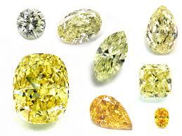 Yellow Diamond Vs White Diamond Fancy Yellow Diamond Engagement Rings By Krikawa Master