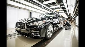 2018 infiniti canada. contemporary 2018 2018 infiniti q50 production begins in japan  for infiniti canada i