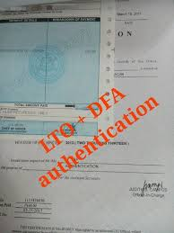 Lto Certification Travel Agencies Pasay Philippines Brand