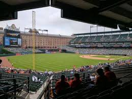 Orioles Seating Chart Pictures Oriole Park At Camden Yards Section 71 Home Of Baltimore