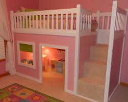 kids bunk bed for girls. Fine Bunk Playhouse Loft Bed With Stairs  Do It Yourself Home Projects From Ana  WhiteJaci Would LOVE This For The Pinterest Loft Bed  To Kids Bunk Girls T