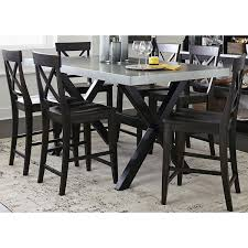 Image Barn Outerlands Shop The Gray Barn Outerlands Charcoal And Zinc Top Testle Gathering Table Free Shipping Today Overstockcom 20882540 Overstockcom Shop The Gray Barn Outerlands Charcoal And Zinc Top Testle Gathering