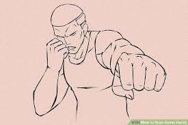 There are several tutorials about how to draw manga/anime style stuff. 6 Ways To Draw Anime Hands Wikihow Drawing Anime Hands Anime Hands Drawing Fist